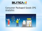 Consumer Packaged Goods CPG Analytics