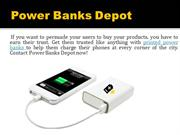 6 Promotional Power Bank Benefits!