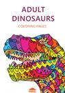 Dinosaur Coloring Pages For Adults - Free Printable Coloring Book