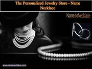 The Personalized Jewelry Store - Name Necklace