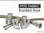 PTFE Fabric Braided Hose