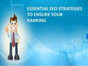 Used Essential SEO Strategies Which Boots Your Organic Ranking