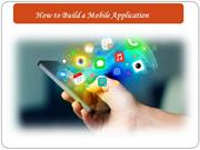 How to Build an Mobile App