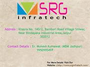 Cement Tiles, Concrete Hollow & Solid Blocks in Jaipur - SrgInfratech