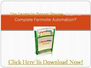 The Farmville Secret Review