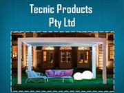 Latest Waterproof Awnings at Tecnic Products Pty Ltd