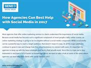 How Agencies Can Best Help with Social Media in 2017