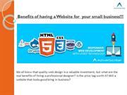 Best Website Development Company in Bangalore | Web Design