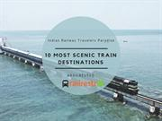 10 Most Scenic Train Rides One Should Checkout in India