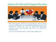 Experts for Microsoft Support Number