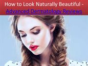 How to Look Naturally Beautiful