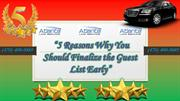 5 Reasons Why You Should Finalize Party Bus Rental Atlanta