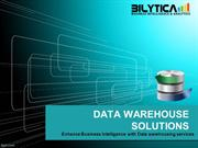 Data warehouse Solutions