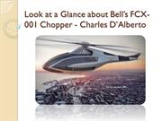 Know About Bell's FCX-001 Chopper