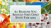 Top 6 Reasons You Should Visit Ohio State Fair