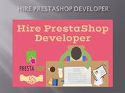Hire prestashop developer ppt