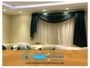 CURTAINS IN DUBAI | BLINDS IN DUBAI