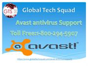 Avast Antivirus Support Toll Free: 1-800-294-5907