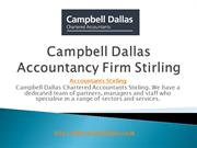 Accountants Stirling