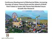 Water Parks In The Uae, Amusement Parks In Uae - Ken Research