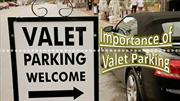 upgradable custom valet parking tickets