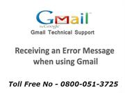 Gmail Support Phone Number UK