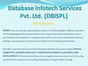 Data Base Infotech Pvt. LTD.
