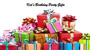 Kid's Birthday Party Gifts