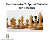 Global indoor games market research,Global demand for chess industry-k