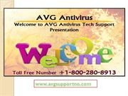 Avg Tech Support Number USA 1-800-280-8913