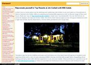 Rejuvenate yourself in Top Resorts at Jim Corbett with IRIS hotels