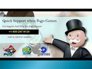 pogo technical support number 800-247-9134