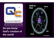 Read about the creation of the world