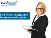Certified in Supply Chain Management and Logistics