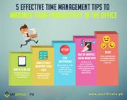 5 Effective Time Management Tips to Maximize Your Productivity in the