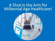 A Shot in the Arm for Millennial Age Healthcare ERPs with a Difference
