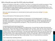 Why should you opt for ECE jobs Auckland