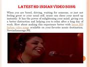 Latest Releases, Movie Songs