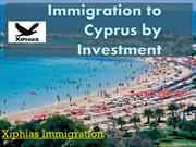 Immigration to Cyprus by Investment