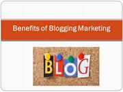 Benefits of Blogging Marketing - Eugenia Cason NJ