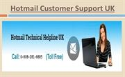The technicians of Hotmail Helpline Number offer the best Hotmail supp