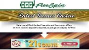 Classic Game Casino - Free Spin Mania