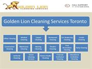 Janitorial Cleaning Services in Toronto