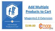 Add to Cart Multiple Products Magento 2 Extension