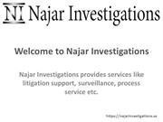 The Best Private Investigation Agency CA