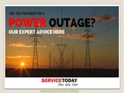 Stay Prepared For Emergency Power Outage - Call Electician Melbourne