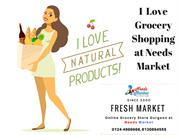 Online Grocery Shopping in Gurgaon