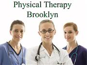 Brooklyn - Physical Therapy and Rehabili