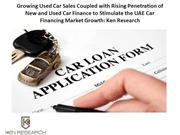 Growing Used Car Sales Coupled with Rising Penetration